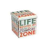 Puff-de-PVC-com-tampa-38cm-Life-Begins-branco-Coisas--Coisinhas