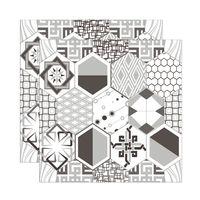 Piso-ceramico-Patchwork-acetinado-bold-55x55cm-branco-e-cinza-Triunfo