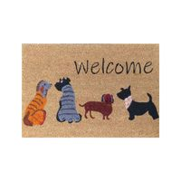 Capacho-Cachorros-Welcome-60x40cm-fibra-natural-Coisas-e-Coisinhas