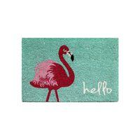 Capacho-Flamingo-60x40cm-fibra-natural-Coisas-e-Coisinhas