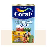 Tinta-Coral-Economica-Coralar-Duo-acrilica-fosca-branco-18L-