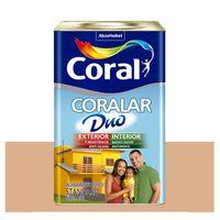 Tinta-Coral-Economica-Coralar-Duo-acrilica-fosca-camurca-18L-