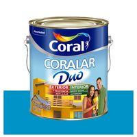 Tinta-Coral-Economica-Coralar-Duo-acrilica-fosca-oceano-36L-