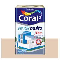 Tinta-Coral-Rende-Muito-acrilica-fosca-areia-18L