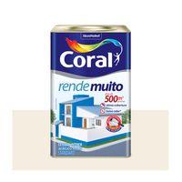Tinta-Coral-Rende-Muito-acrilica-fosca-branco-18L-