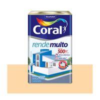 Tinta-acrilica-fosca-Rende-Muito-vanilla-18L-Coral-812080
