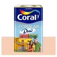 Tinta-Coral-Economica-Coralar-Duo-acrilica-fosca-areia-18L-