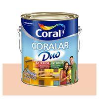 Tinta-Coralacrilica-fosca-Economica-Coralar-Duo-areia-36L-
