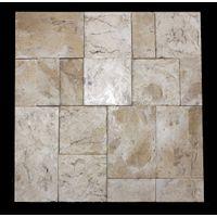 Mosaico-de-marmore-Maresias-28x28cm-bege-Trento-1583700
