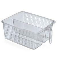 Cesto-organizador-Arthi-com-divisoria-e-alca-5L-de-plastico-transparente-1621106