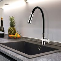 Misturador-monocomando-Lorenzetti-de-mesa-para-cozinha-bica-movel-Black-Loren-Flex-1622315