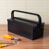 Caixa-para-ferramentas-metalica-com-3-gavetas-40x19cm-amarelo-e-preto-Vonder-1509098