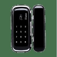 Fechadura-Digital-Intelbras-para-Porta-de-Vidro-Preta-FR400-1630776