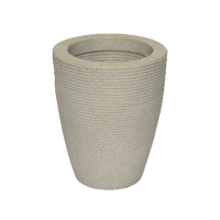 Vaso-Vasap-Design-Cone-Riscato-Alt--45-cm-X-Larg--30-cm-Marmore-Branco-1626710